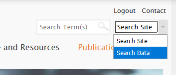 The flexible search box on QDR
